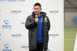 U−12の大会「ダノンネーションズカップ」が中止 前園氏「選手の元気な姿を楽しみに」