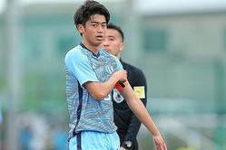 U−17での活躍も期待される、西川潤。写真:山崎賢人(サッカーダイジェスト写真部)