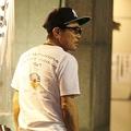 会食を終え店を後にする浜田雅功。後輩らを心配しているようで、最近は頻繁に食事に誘っているという