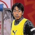 引退試合で中村に最後まで声は掛からなかったが、その裏には指揮官との厚い信頼関係があった。写真:金子拓弥(サッカーダイジェスト写真部