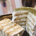 「黒柳徹子ケーキ」作ってみた