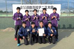関東地区大会 浦和麗明高校インタビュー【第43回全国選抜高校テニス大会】