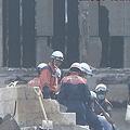 首里城の正殿北側から「分電盤」回収 出火原因との関連調査