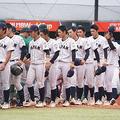 侍ジャパンはオーストラリアに1-4で敗れた【写真:荒川祐史】