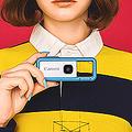 キヤノンがカラビナ型カメラを発売 手頃な価格と耐久性を実現