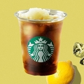 コールドブリュー コーヒー フローズンレモネード/画像提供:スターバックス コーヒー ジャパン