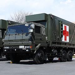 陸自の感染症対策エキスパート装備は「まるで可搬式の隔離病棟」感染症対策のエキスパート 陸自の対特殊武器衛生隊のみ装備の「B-ユニット」とは?