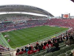 浦和−湘南戦が行われた埼玉スタジアム2002(試合当日の写真ではありません)
