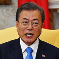 韓国では、差別を強調するフェイク報道も(AFP=時事)