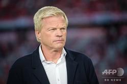 ドイツ・ブンデスリーガ1部、バイエルン・ミュンヘンの取締役に就任することになったオリバー・カーン氏(2019年8月16日撮影)。(c)Matthias Balk / dpa / AFP