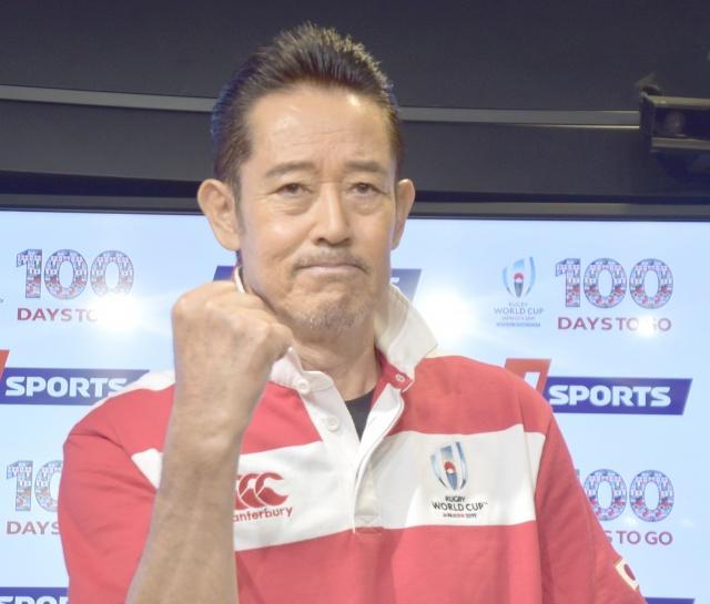 山下真司、今もラグビー試合で号泣 『スクール☆ウォーズ』から30年超 ...