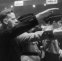 1939年の映像を使った反ナチスのCM「ふさわしくない」と米番組が排除 ...