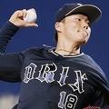 オリックス・山本 (C)Kyodo News