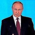 プーチン大統領が天皇陛下にメッセージ「健康や多幸、長命を願う」