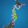青森県で最大震度5弱を観測する地震 津波の心配はなし