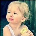 水アレルギーの女児に母親「泣かせることなどできない」(画像は『GoFundMe 2018年2月15日付「Ivy Lynn: 1yo Allergic to WATER!!」(Brittany Angerman)』のスクリーンショット)