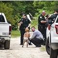 """オムツ姿で発見された3歳児(画像は『Bored Panda 2020年6月19日付「""""We Don't Deserve Dogs"""": Missing Autistic Toddler Found In The Care Of His Family's Dogs」(Image credits: Walton County Sheriff, Michael A. Adkinson, Jr.)』のスクリーンショット)"""