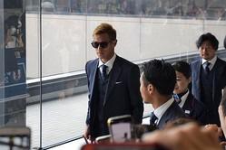 日本代表、ロシアW杯に向けて離日…事前合宿地のオーストリアへ