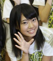 NMB48の山田寿々