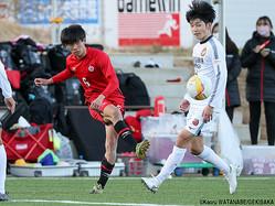 DF近藤友喜(日本大)の横浜FC加入が内定