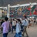 2018年に発表された世界の駅の乗降客数ランキングによると、1位の新宿駅をはじめとして上位23位まで日本の駅が占めており、24位にようやくパリがランクインしている。駅の乗降者数では、東京を中心とした日本の駅がダントツに多いといえる。(イメージ写真提供:123RF)