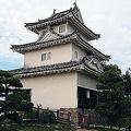 丸亀城の天守閣=資料写真、2018年9月撮影