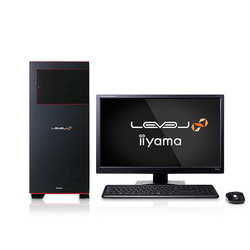 ユニットコム、iiyama PC「LEVEL∞」ブランドよりTITAN RTXを搭載したBTOパソコン