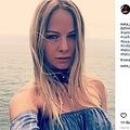 総額14万円ほどの商品を万引きしたモデル(画像は『Natalia Sikorska 2017年5月26日付Instagram「Santa Monica for the last time???」』のスクリーンショット)