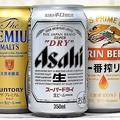 缶ビール 高カロリーランキング