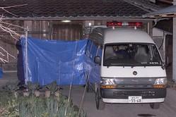 文京区幼女殺人事件の幼女の遺体は、加害者の実家近くの山林に埋められていた(時事通信フォト)