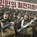 朝鮮人民軍兵士(参考写真)