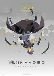 アニメ『ID:INVADED イド:インヴェイデッド』ティザービジュアル