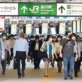 品川駅にも人が戻りつつある(写真:アフロ)
