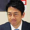 小泉進次郎氏は自民党の「将来のエース」とも言われるが…(時事通信フォト)