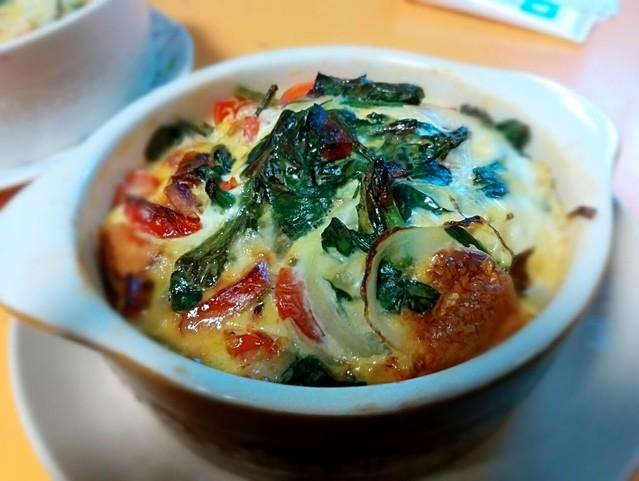 卵 ミニ トマト シェフのヒトワザ!~ミニトマトと落とし卵のスープ~