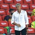 バルセロナのセティエン監督、選手らと衝突で今季限りで解任の可能性も