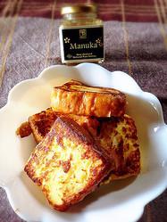 牛乳がない時に◎「ヨーグルトフレンチトースト」でさっぱり朝食!