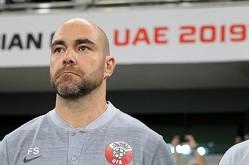 下部組織から指導に携わっているというスペイン人のフェリックス・サンチェス監督。UAE戦で見せた攻撃的なサッカーを貫くつもりだ。 (C) REUTERS/AFLO