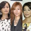 (左から)前田敦子、工藤静香、高嶋ちさ子、北斗晶