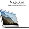 Appleが手頃な価格のMacBookAirを発売か 2018年第2四半期の予定