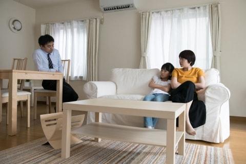 [画像] 「この家から出て行きません」約束やぶり居座る元妻… 追い出すことはできる?