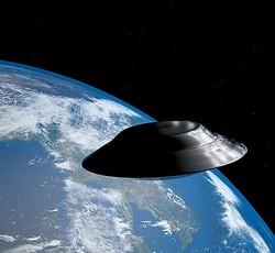 """NASA、宇宙飛行士に""""UFO目撃談""""口止めか"""