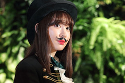 元AKB48の小嶋陽菜
