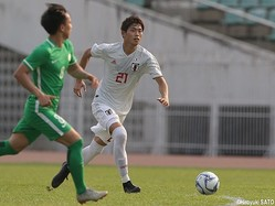 U-22日本代表DF町田浩樹