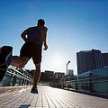 """走ることは、身体だけではなく、脳にも""""メリット""""が。(AFLO=写真)"""
