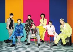 "DA PUMP、最新曲『桜』をどこよりも早く""Mステ""で初披露"