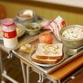 家庭で再現できる「給食レシピ」