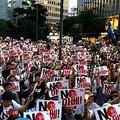 密着 ソウルの反日デモの真意