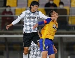 仙台は神戸をホームに迎えての一戦。今季ホームではいまだ勝ち星がなかったが…。(C) J.LEAGUE PHOTOS