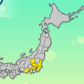 東京でついに花粉の飛散が開始 スギ花粉のピークは3月の前半か